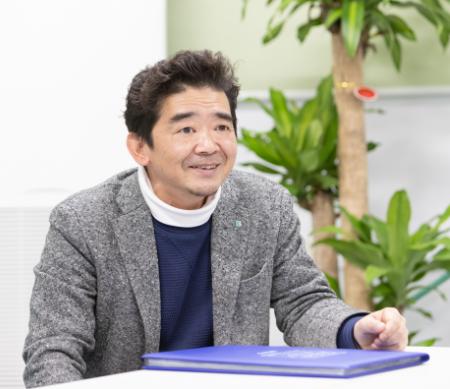 古瀬 亘一朗 代表取締役